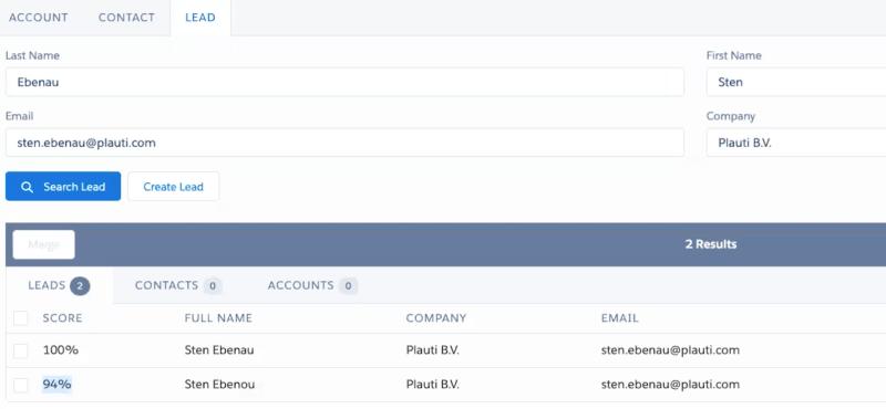 """, Que sont les correspondances approximatives dans la déduplication Salesforce?<span class=""""wtr-time-wrap after-title""""><span class=""""wtr-time-number"""">9</span> minutes de lecture</span>"""