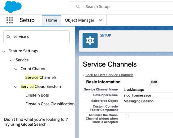 """, Configurer WhatsApp Digital Engagement dans Salesforce OmniChannel<span class=""""wtr-time-wrap after-title""""><span class=""""wtr-time-number"""">2</span> minutes de lecture</span>"""
