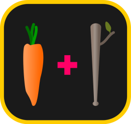 Carrot and Stick Inspiration