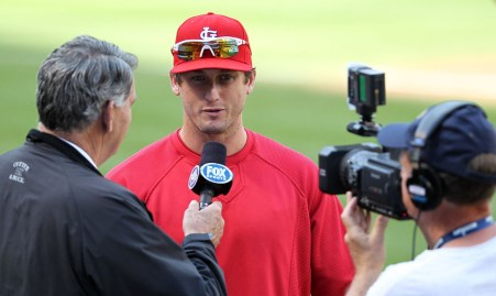 Baseball Post Game Interview