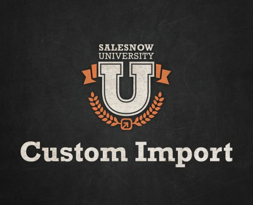 _Custom Import
