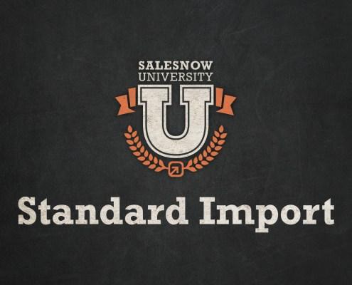_Standard Import