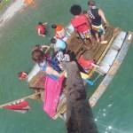 Séance radeau de Naye du 22 juin 2013