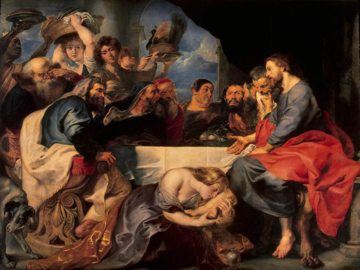 Resultado de imagen para La discípula de Jesús, liberada de siete demonios