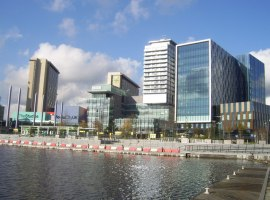 MediaCity could have been the destination for Channel 4's new headquarters