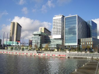 Barcalys Eagle Labs launch at MediaCity