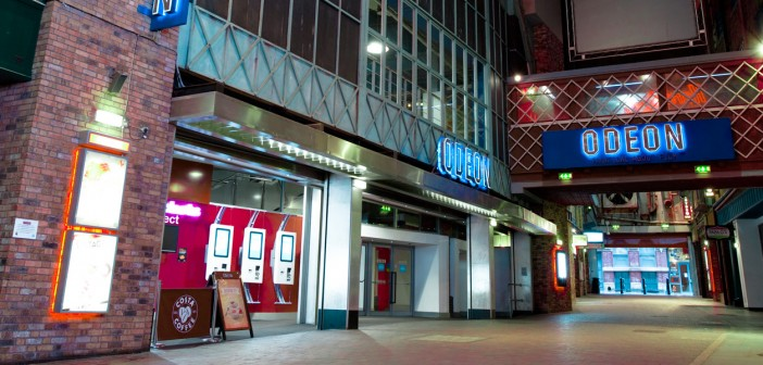 Manchester Film Festival 2017 at the odeon