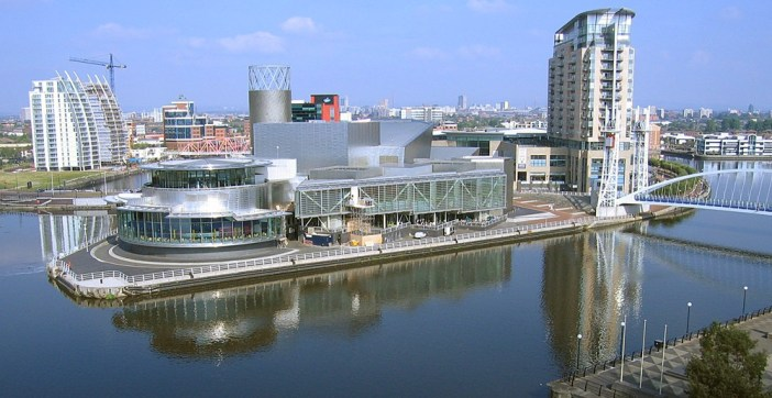 Image of Salford Quays