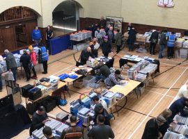 The Vinyl Adventures record fair