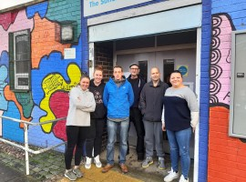 Salford's Whichway Trust gives back to community