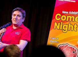 """""""Why not do a show about what you know?"""" The stand-up comic fanatical about WordPress to appear in Salford"""