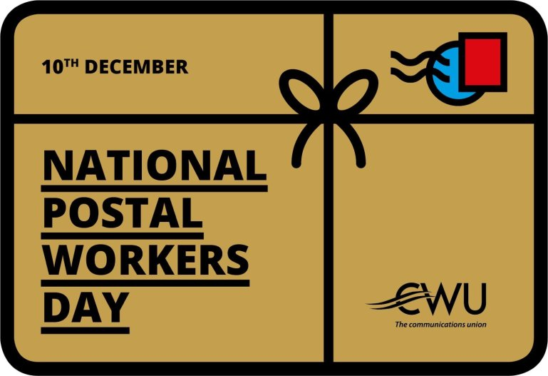 national postal workers' day