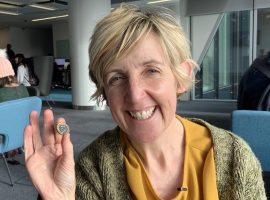 Actress Julie Hesmondhalgh hopes to recruit 500 people to her £1 a week campaign