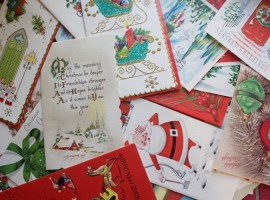Salford businesses called on to recycle Christmas cards for charity