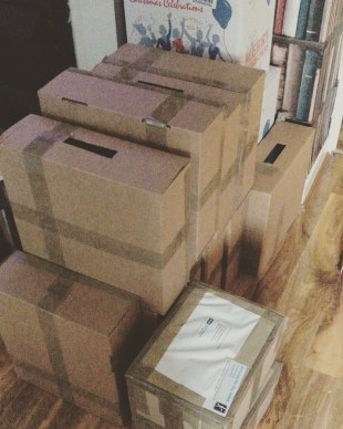 Books donated by RINB