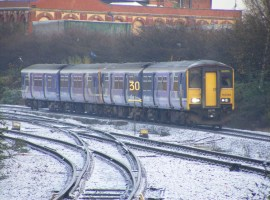 Snow and ice to hit Salford this afternoon