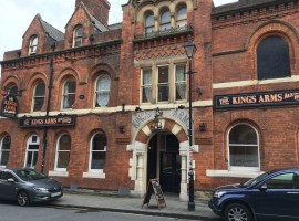 The Kings Arms, Salford