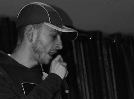 """I was rapping from the age of 11″ – Salford poet performs in Berlin"