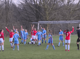 Salford Lionesses into semi-final of Manchester Women's County Cup