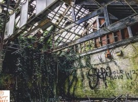 Urban Exploration Salford Credit Daft Monkey