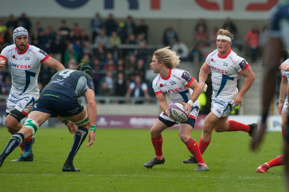 RUGBY UNION: Sale Sharks defeated but not disgraced in Challenge Cup semi-final