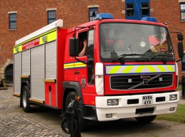 Salford affected by fire service cuts