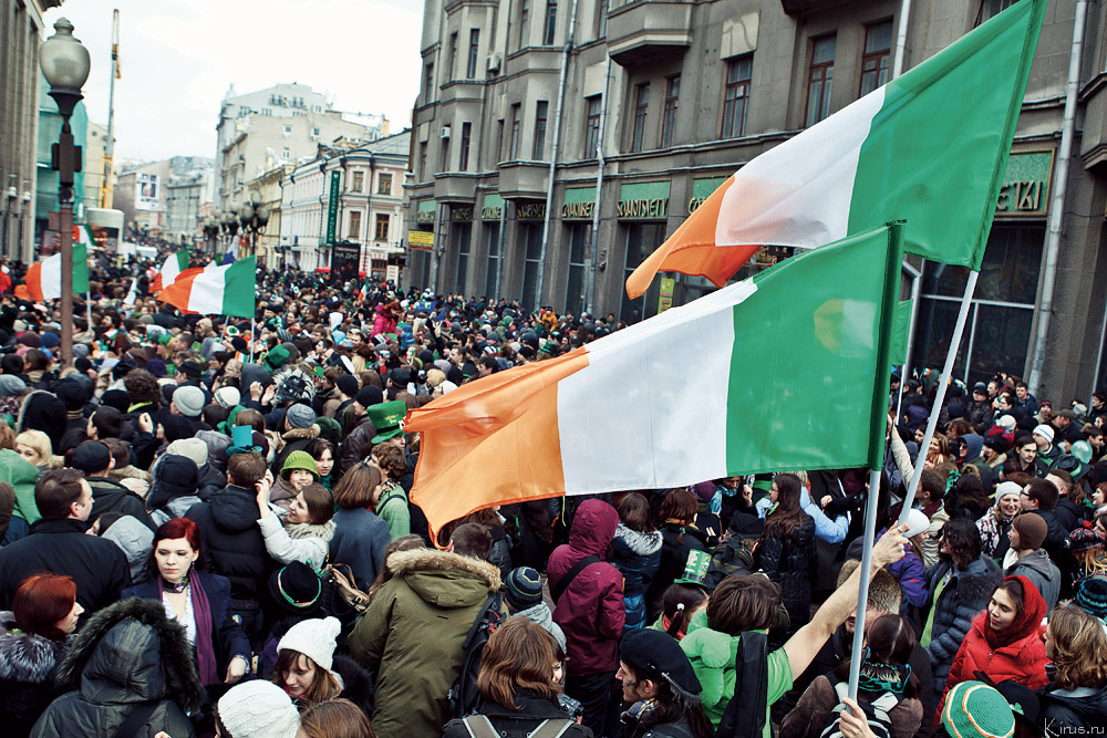 5 things to do to celebrate St. Patrick's Day in Salford