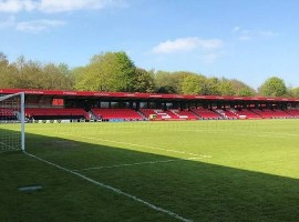 Promotion-chasing Salford City face Sutton United tonight