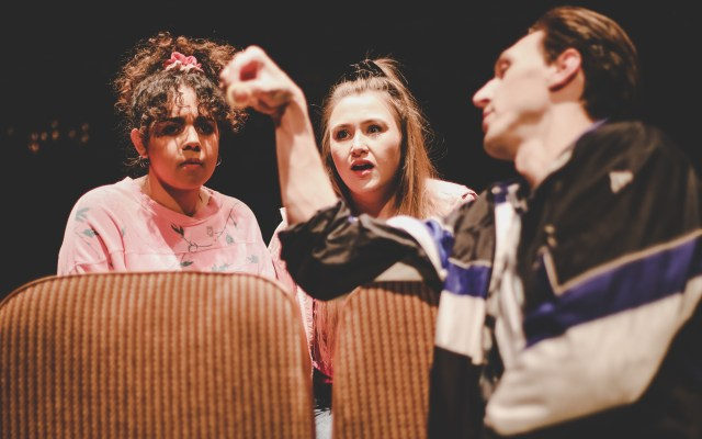 Review- Rita, Sue and Bob Too at The Lowry