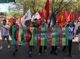 Lane blockages confirmed – but no road closures during Salford May Day Parade