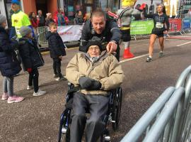 The Wigan runner who runs 5km every day