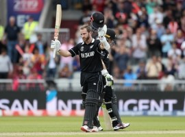 CWC19: Williamson ton edges Blackcaps closer to semi-finals
