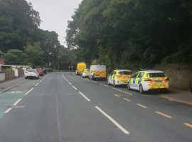 Eccles Old Road closed following Police Incident