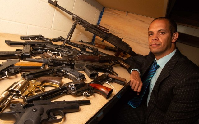 Over 200 firearms off the streets after GMP gun amnesty