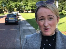 Rebecca Long-Bailey MP. Image Credit: James Sumner