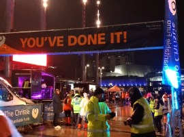 Glowing with Pride – Night of Neon at Salford Quays