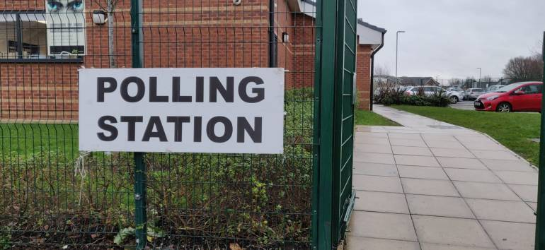 Salford local elections.