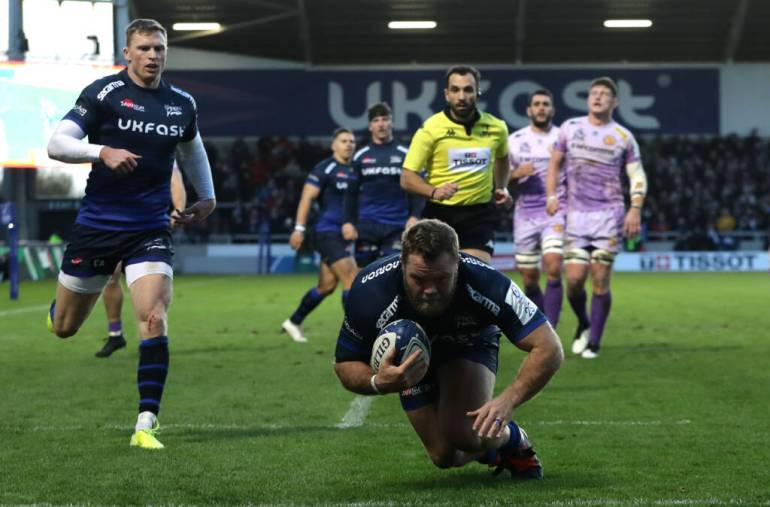 Credit: Sale Sharks