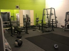 Lifestyle Centre gym