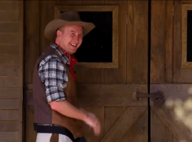 Andy Whyment- I'm a celeb