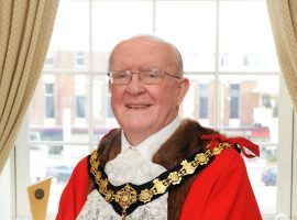 Peter Connor. Image credit: Salford Council