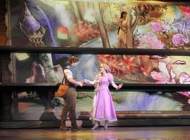 Credit: https://commons.wikimedia.org/wiki/File:Rapunzel_and_Flynn_Rider_at_Mickey_and_the_Magical_Map_2.jpg // https://www.flickr.com/photos/12508217@N08/8999008315