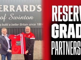 Salford Red Devils have announced a new reserve grade partnership with Swinton Lions