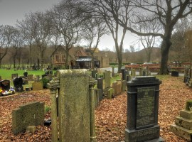 """""""Despicable"""" Salford thieves steal flowers from the graves of loved ones"""