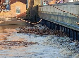 Flood Warnings as Storm Christoph threatens North West