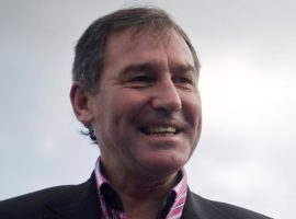 Bryan Robson to attend Winton Wanderers 25th Anniversary Celebration  Image Credit: Abhisit Vejjajiva on flickr. Image labelled for reuse under CC BY 2.0