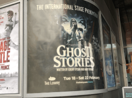 Ghost Stories at the Lowry Image Credit: Cora Dixon.