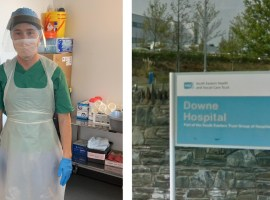 AUDIO DIARIES: Salford Masters Student working in Northern Ireland hospital