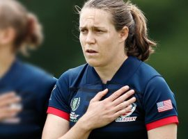 Jessica Wooden has been capped 13 times by USA Women Eagles.