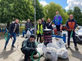 Credit: Salford Litter Heroes and Danielle Wright